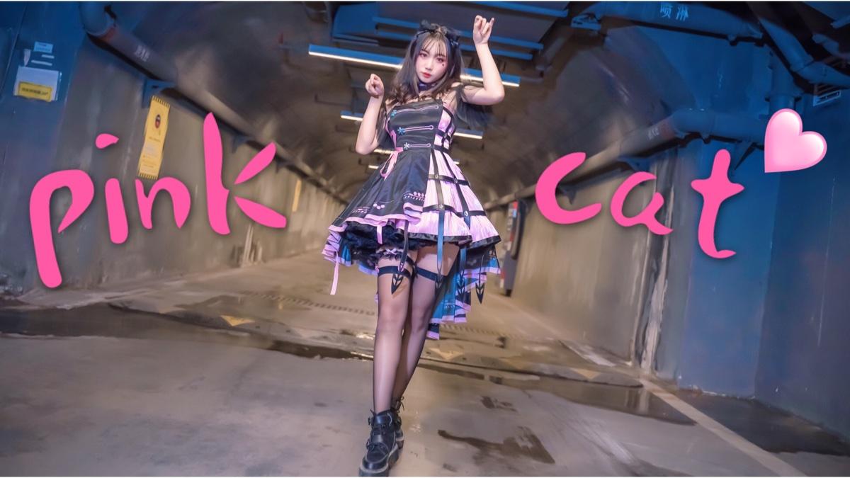 【烏梅子】Pink Cat【生日作】