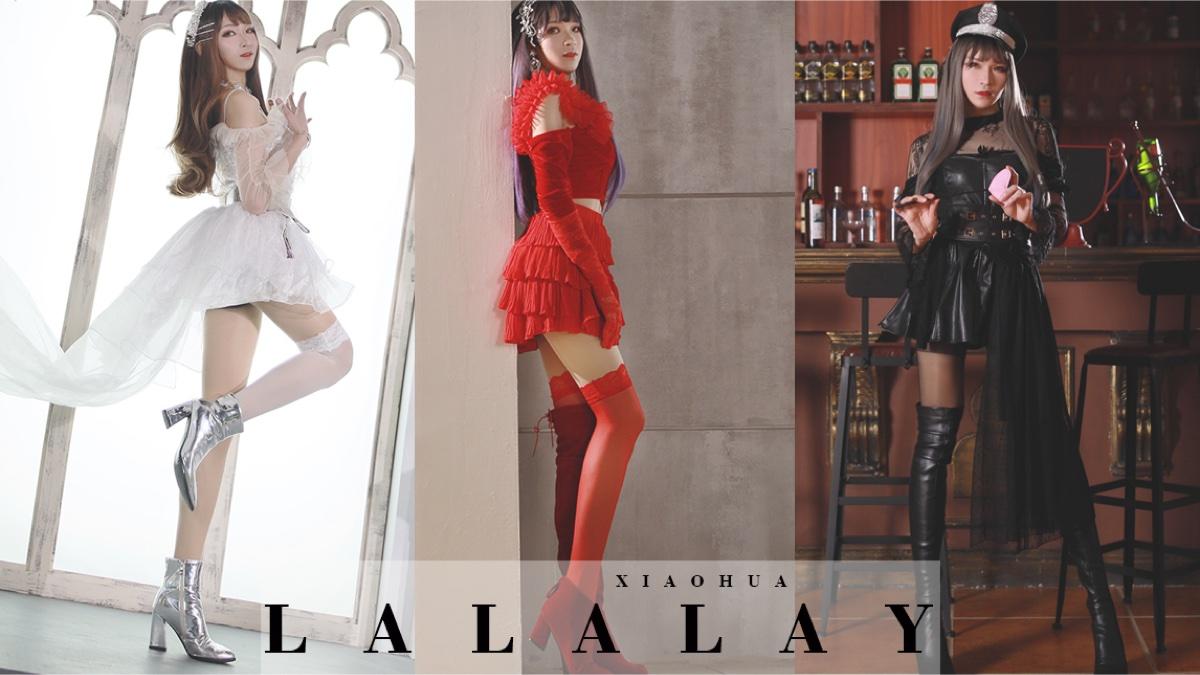 【小花sama】Lalalay 38岁生日作 男孩子三套服装连换