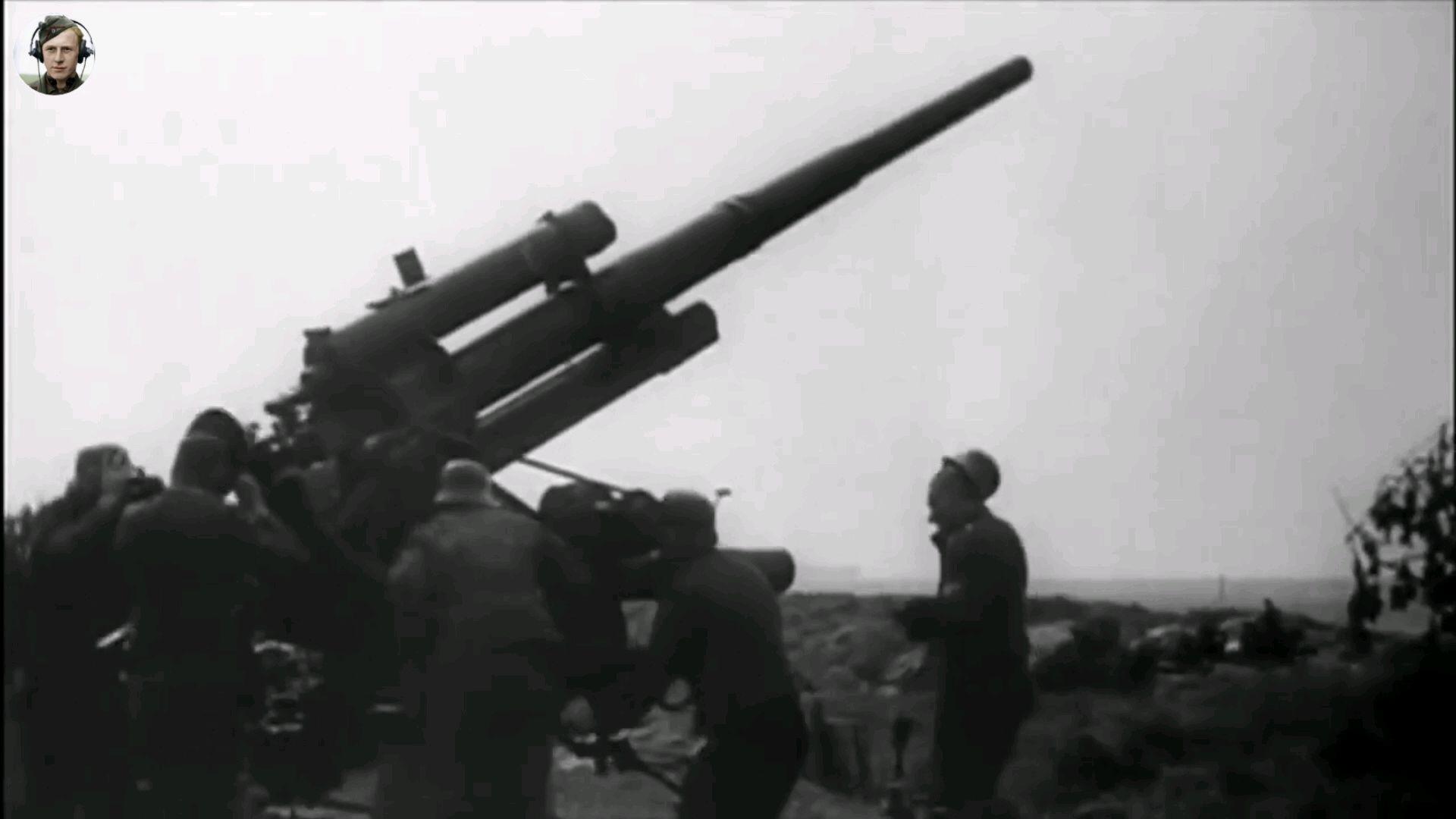 88炮防空影像配音