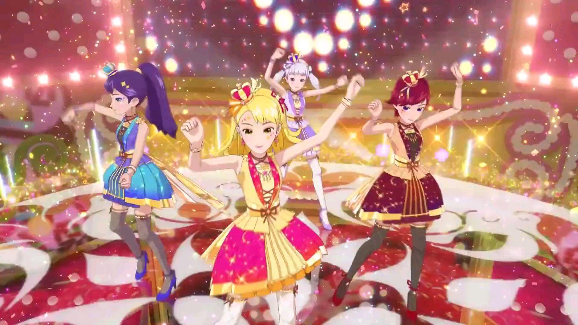 菲梦少女2—四季组合《秀!秀!秀!》