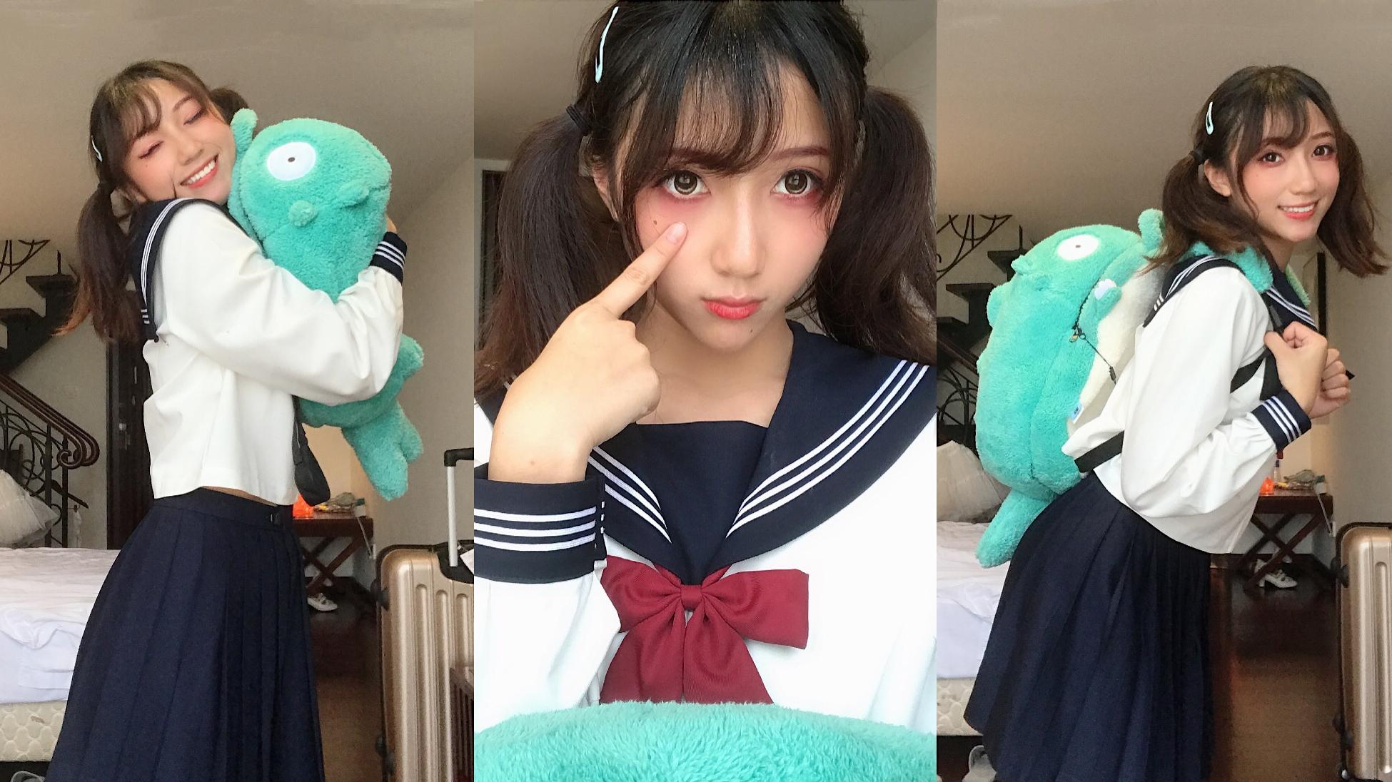 【摸凹猫的vlog03】看看我的国庆假期––️广州星舞银河宅舞大赛