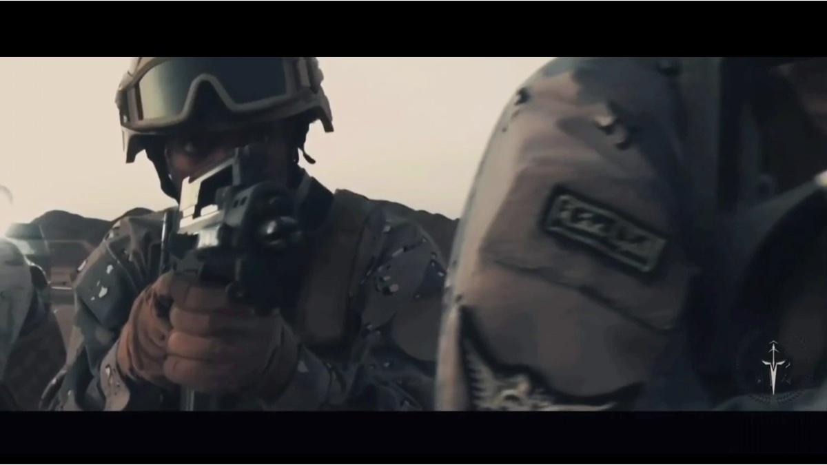 沙特军事力量混剪