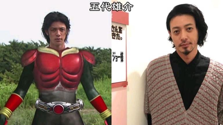 【回忆向】《假面骑士》平成系列主骑演员,现在变怎样了(上)