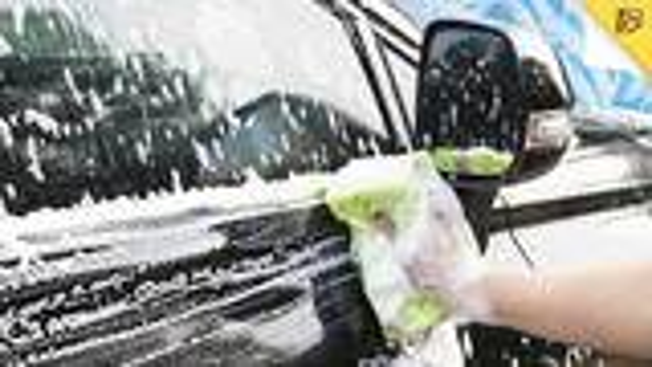 你真的会洗车么?不知道这几点伤财毁车又费力!