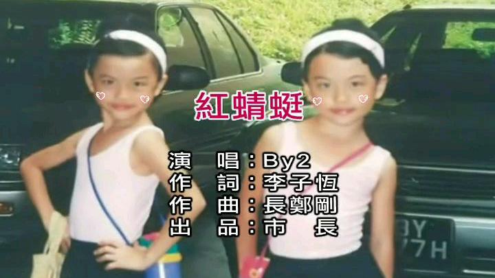 真双胞胎重现by2经典歌曲 红蜻蜓
