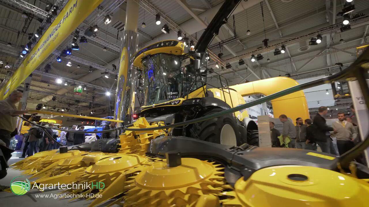 Agritechnica 2019-世界上最大的农业技术展览会