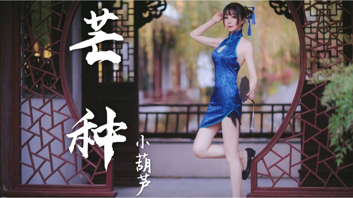 【小葫芦】立冬了芒种一下//唐门同人旗袍ver.