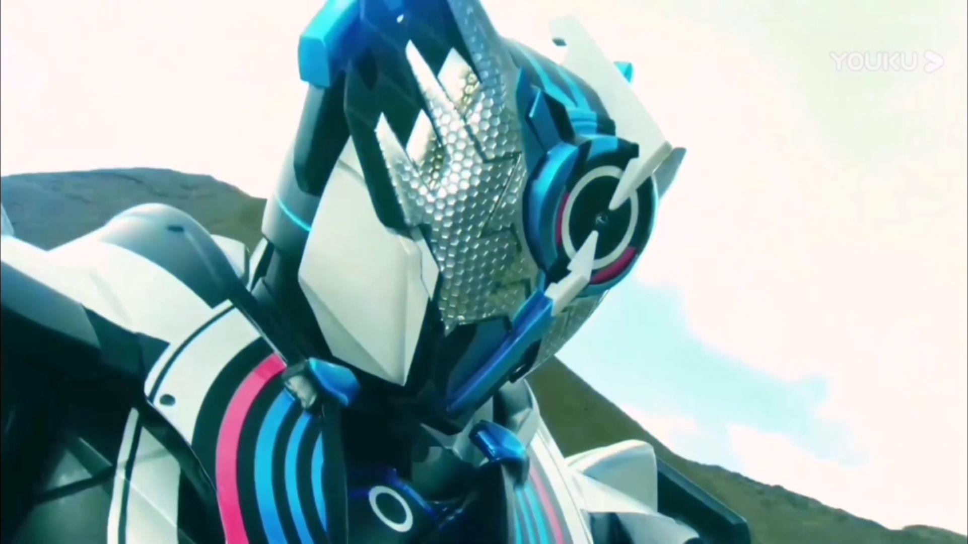 假面骑士Build 黑洞 Cross-Z Evol形态 超清版