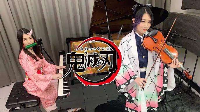 【钢琴】鬼灭之刃 OP「红莲华_ LiSA」