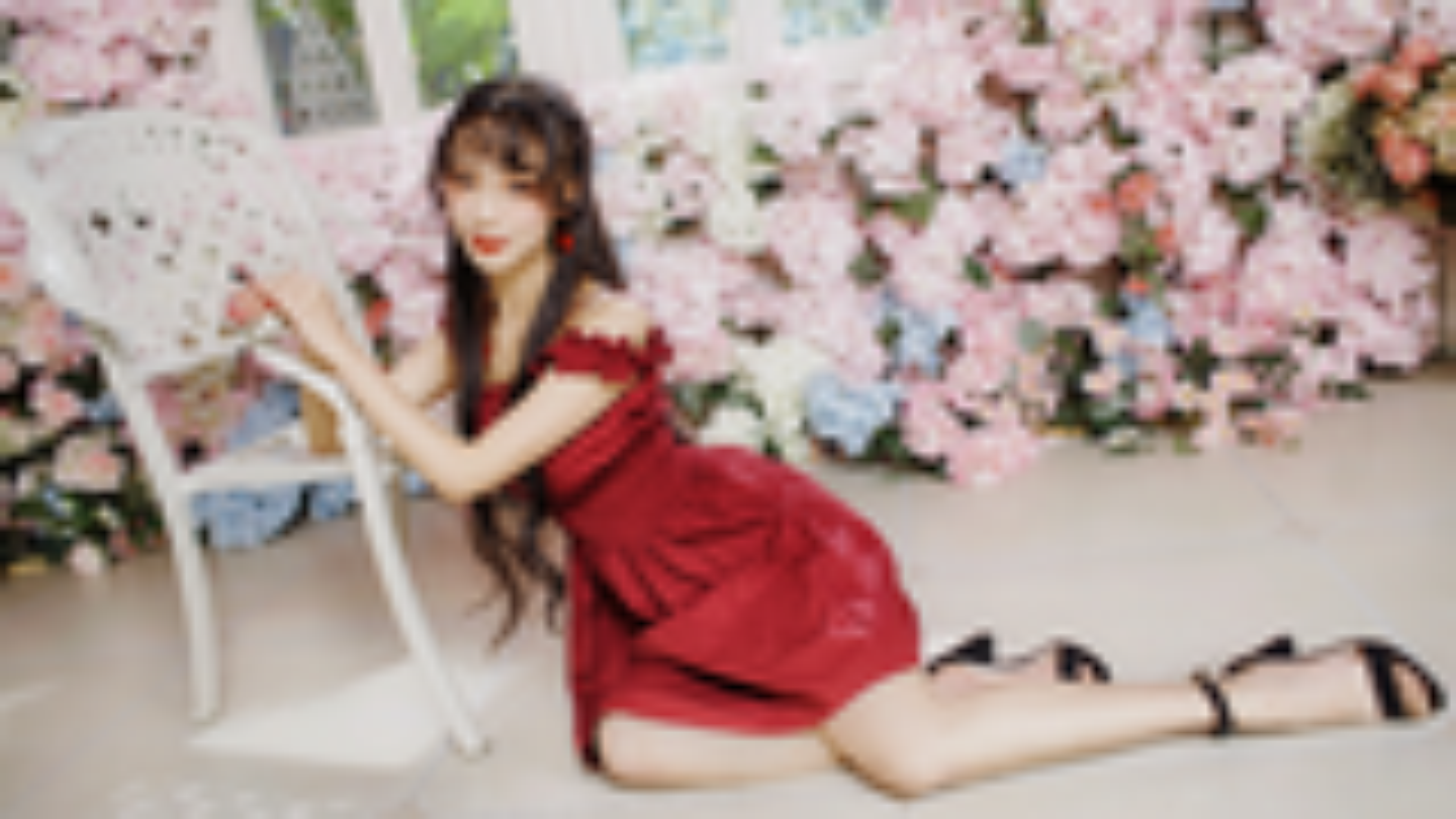 【卡卡】♡FLOWER SHOWER♡泫雅翻跳~来洗个鲜花浴吧~