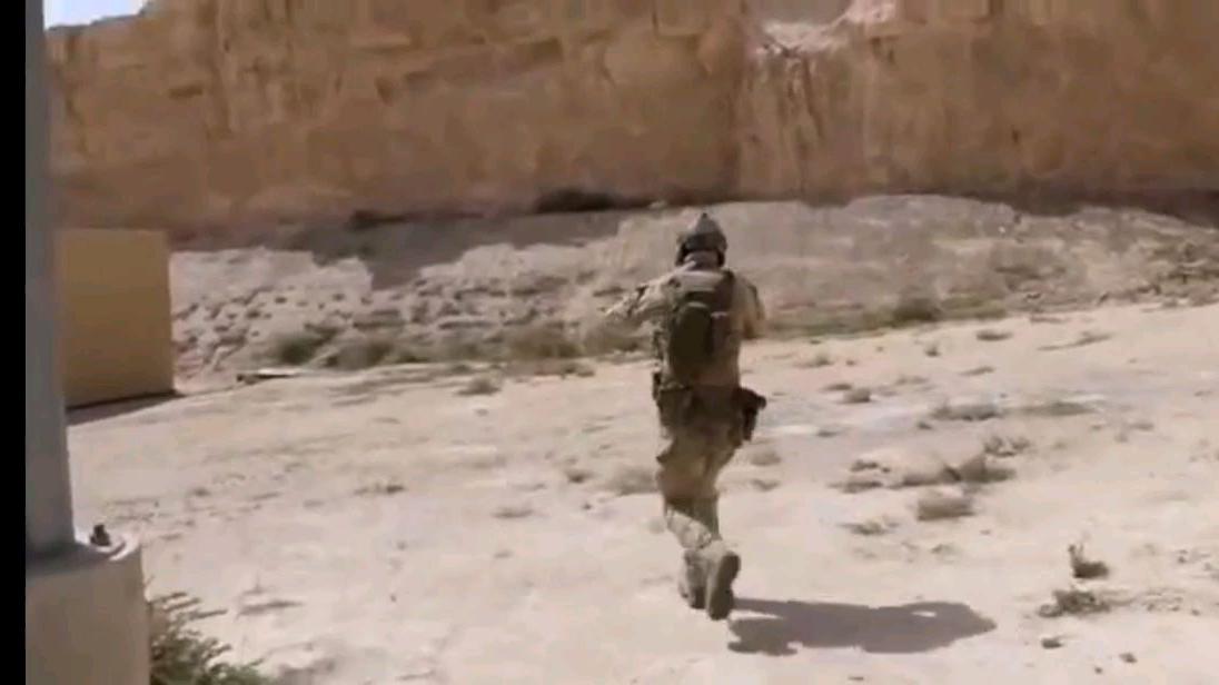 特种部队城市作战训练