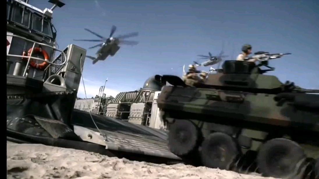 美国海军陆战队建军239周年纪念宣传片