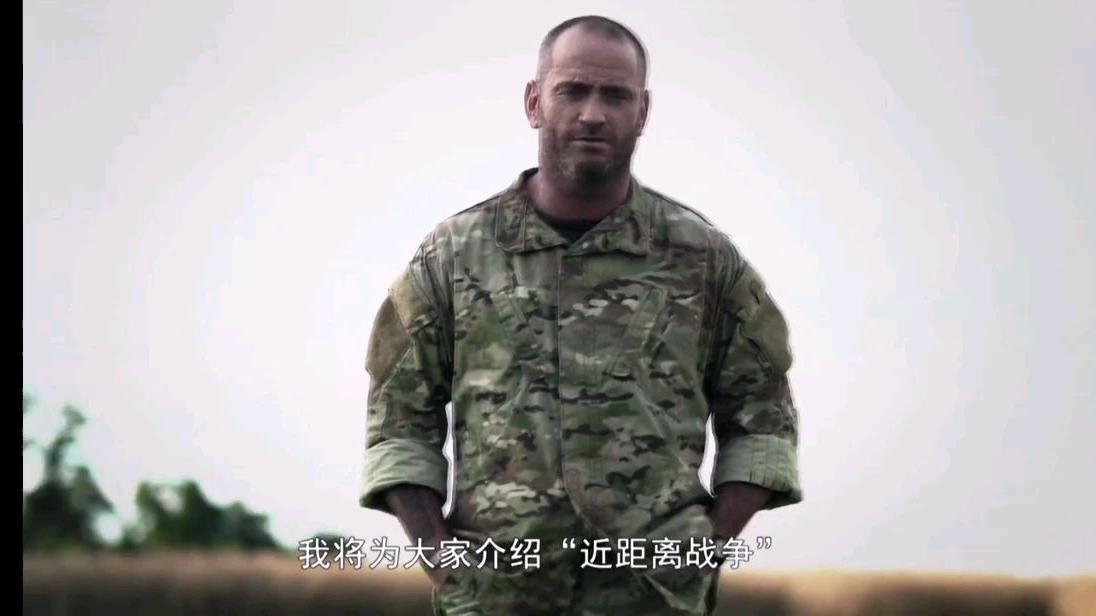CQB近距离战斗车臣国家地理纪录片