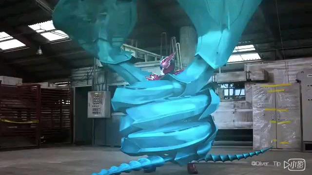 假面骑士build/Build 气泡形态的初战,大显身手了