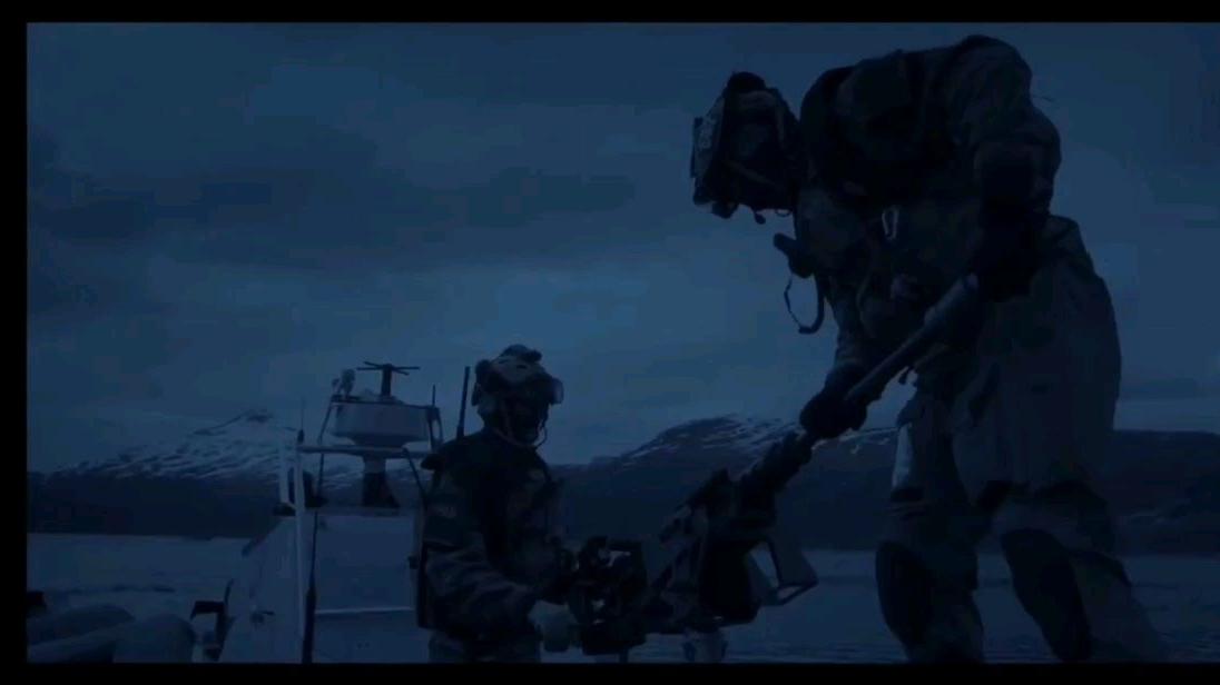 挪威特种部队训练作战集锦