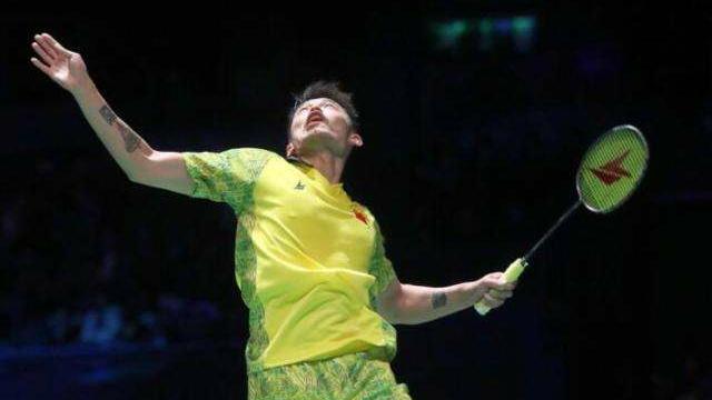 2008年北京奥运会羽毛球男单,林丹比赛集锦
