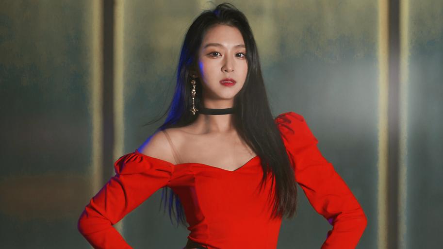 【睢南】AOA新曲Come see me翻跳Dance cover.
