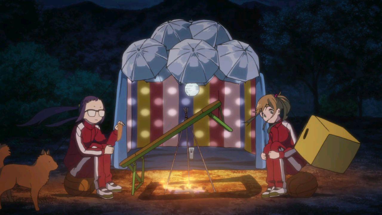 【WEB/1080P】房间露营△episode0【桜都】