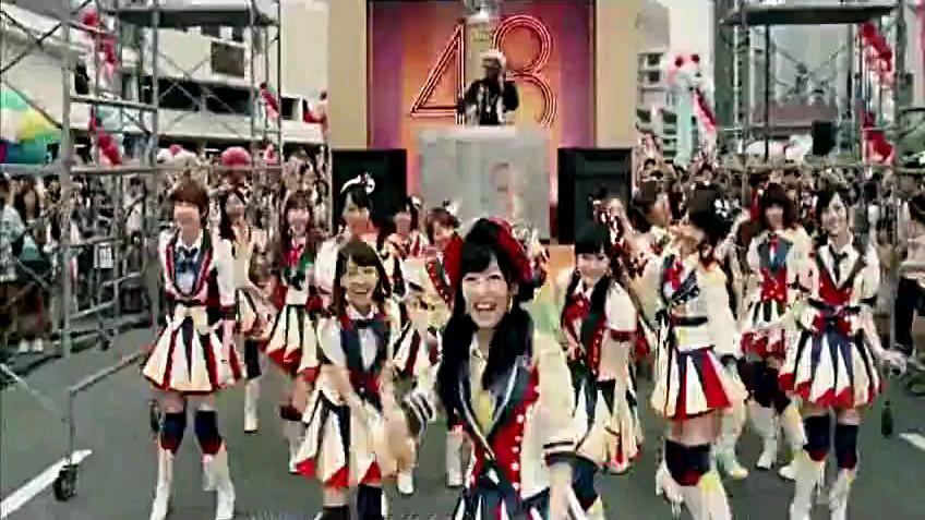 AKB48 恋爱幸运曲奇