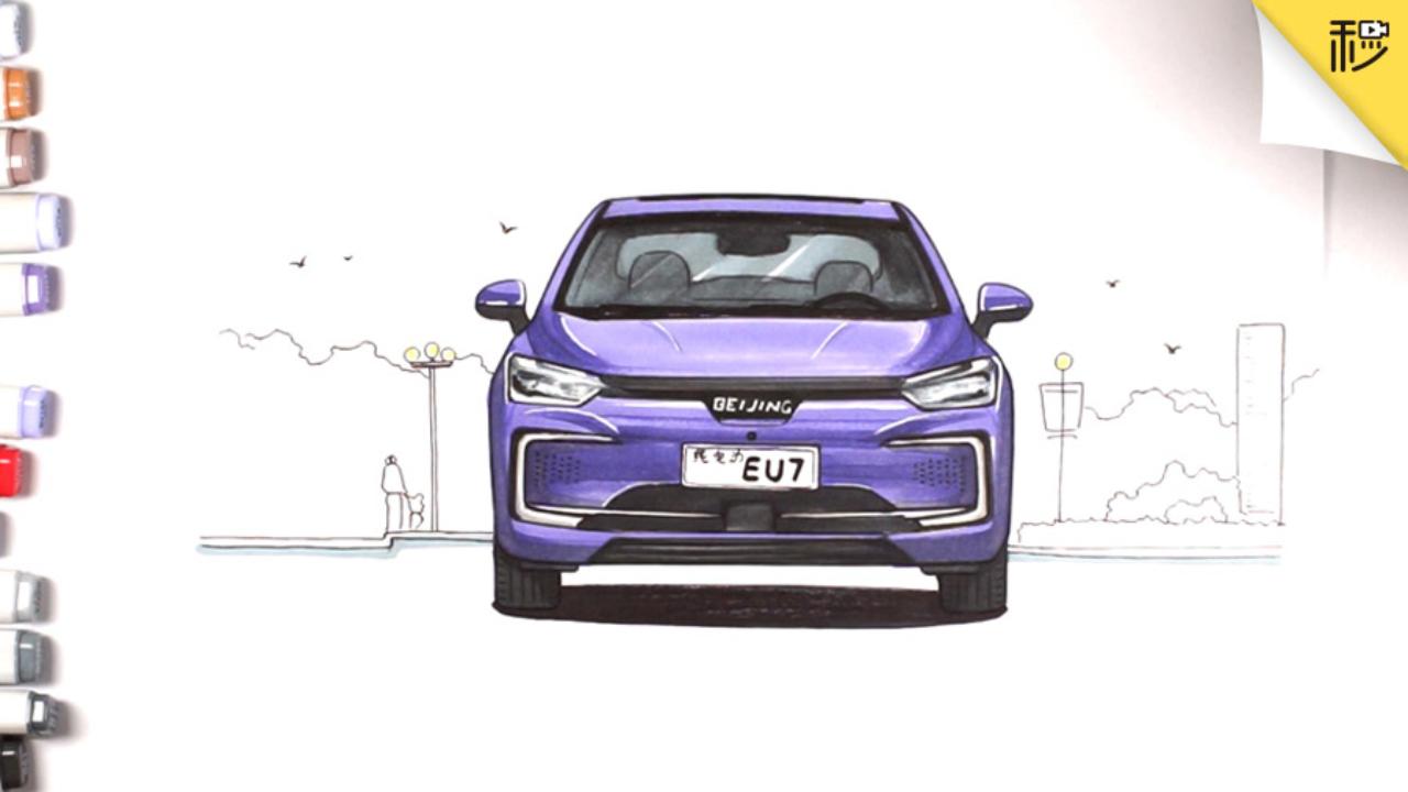 硬核实力 出击中级车市场 解析BEIJING品牌首款旗舰轿车EU7