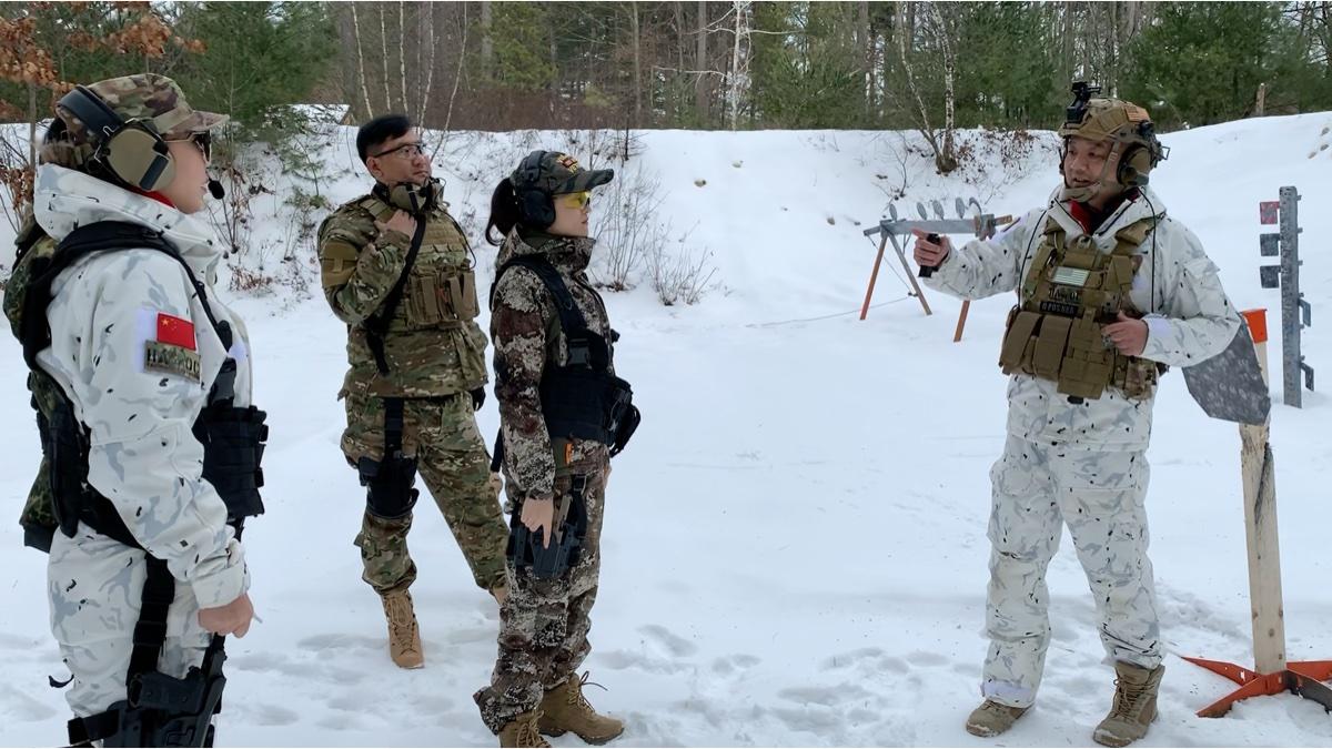 北美报哥:就着训练营说说现场开枪的难度