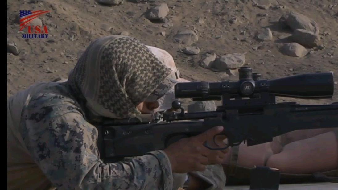 世界各国特种部队狙击手精确射手大赛