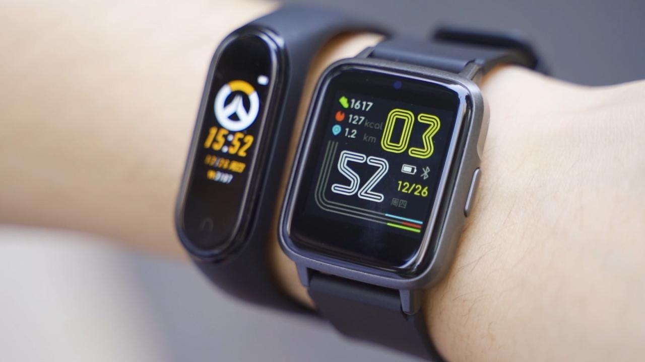 99 元还要什么自行车?比小米手环还要便宜的智能手表!