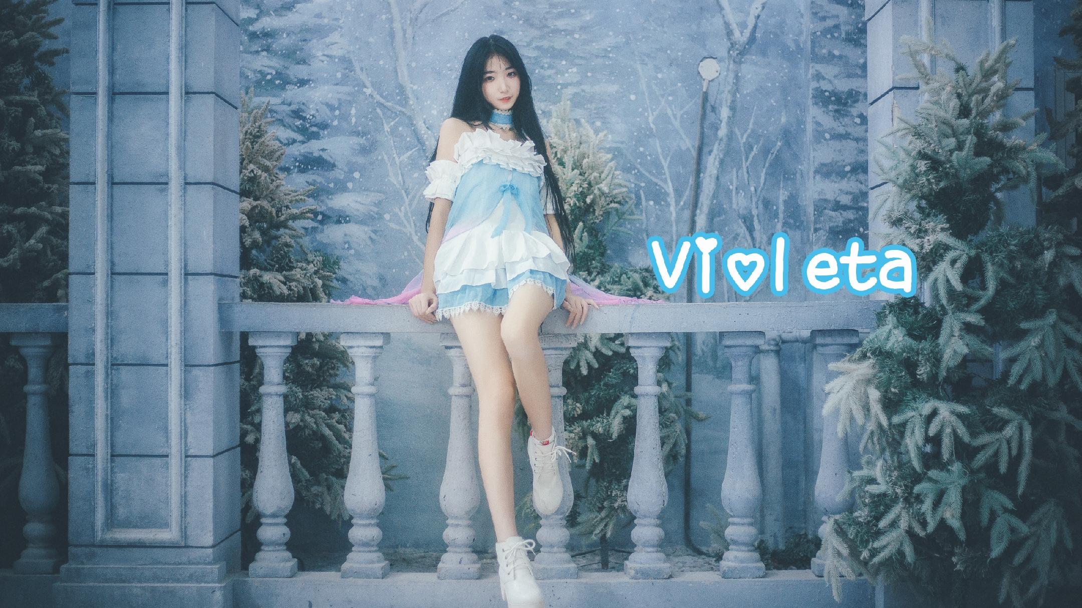 【宫本绘】Violeta竖屏   避雷塔