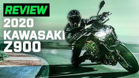 老外试驾-2020川崎Z900