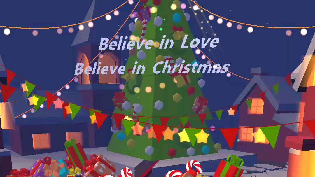 (跳舞的线)圣诞节派对 The  Christmas Party