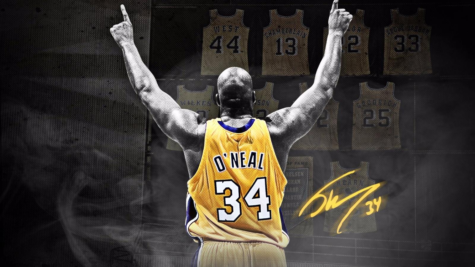【重制版】超燃!NBA史上最具统治力的中锋!大鲨鱼奥尼尔-凡人无法撼动的力量!