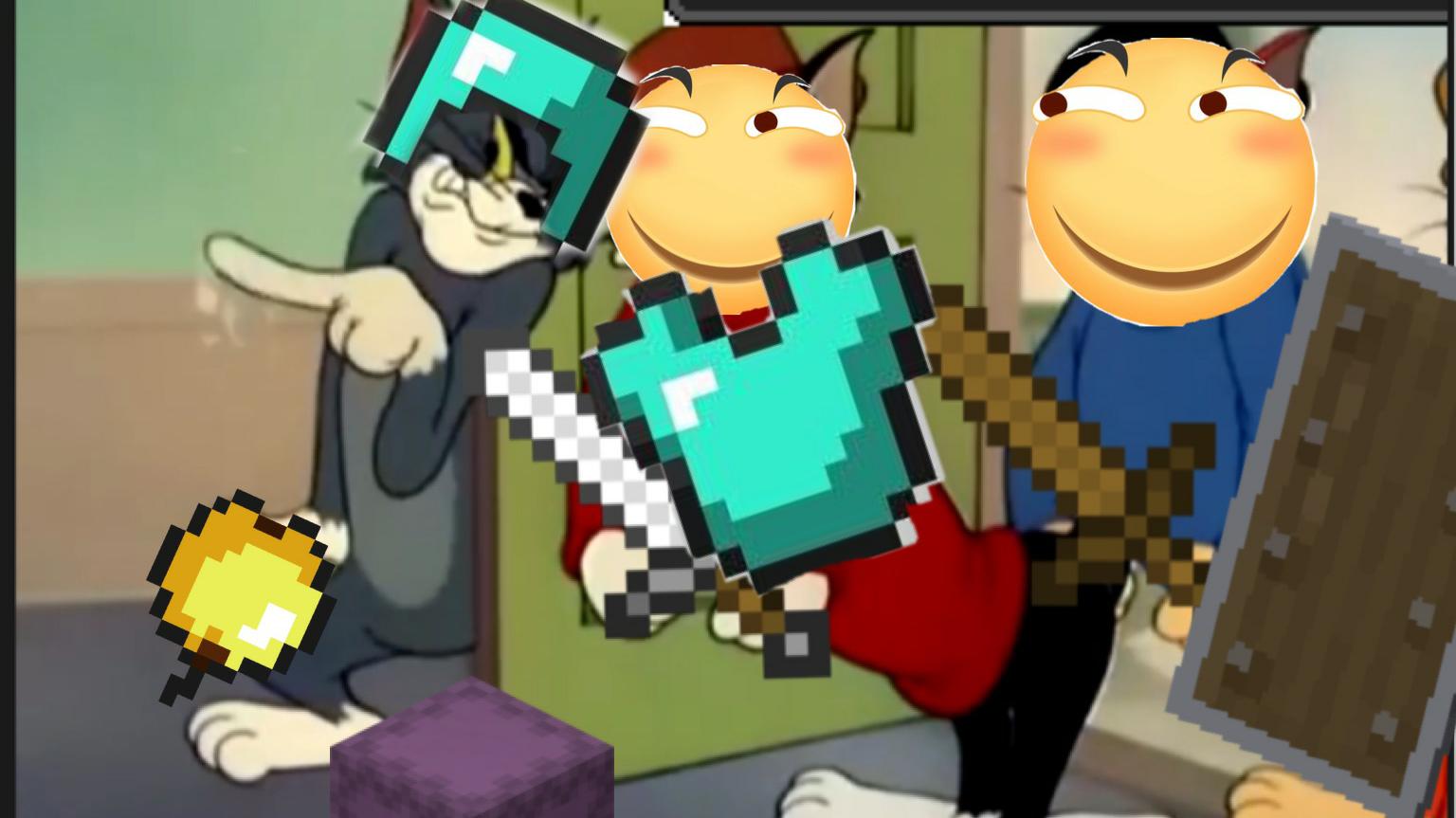 用我的世界格式打开猫和老鼠会发生什么?第二集