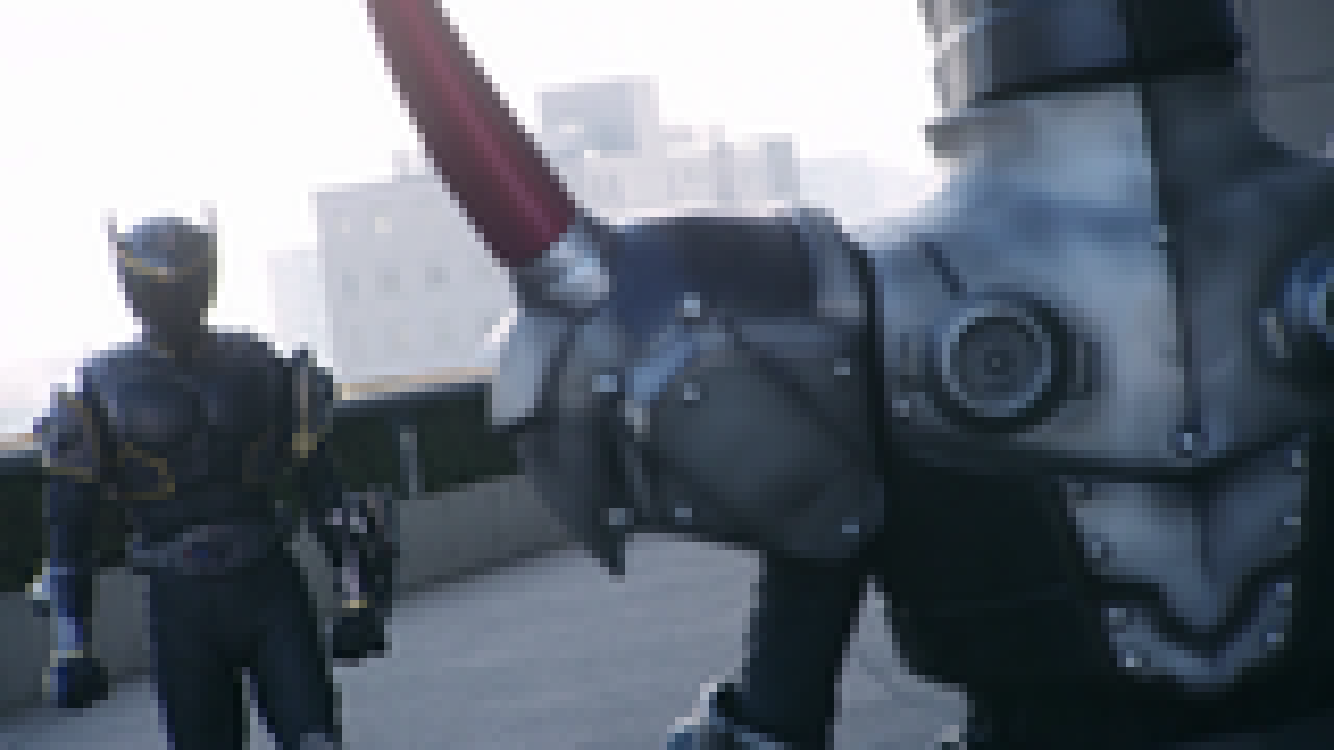 【魔星】RIDER TIME龙骑 第二集