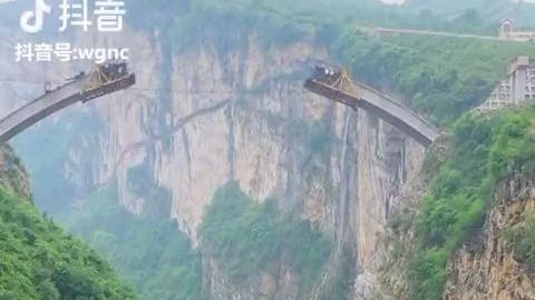 什么是中国基建,这个视频让人看得热血沸腾,抖音200多万点赞