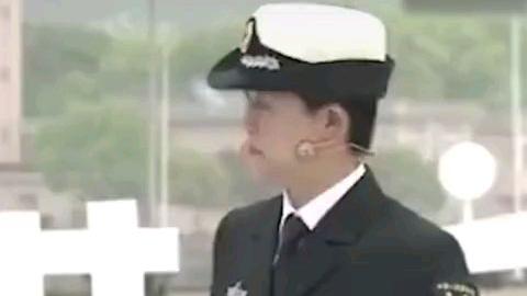 中国第一位女实习舰长的价值观,说出来后,获抖音500万网友点赞