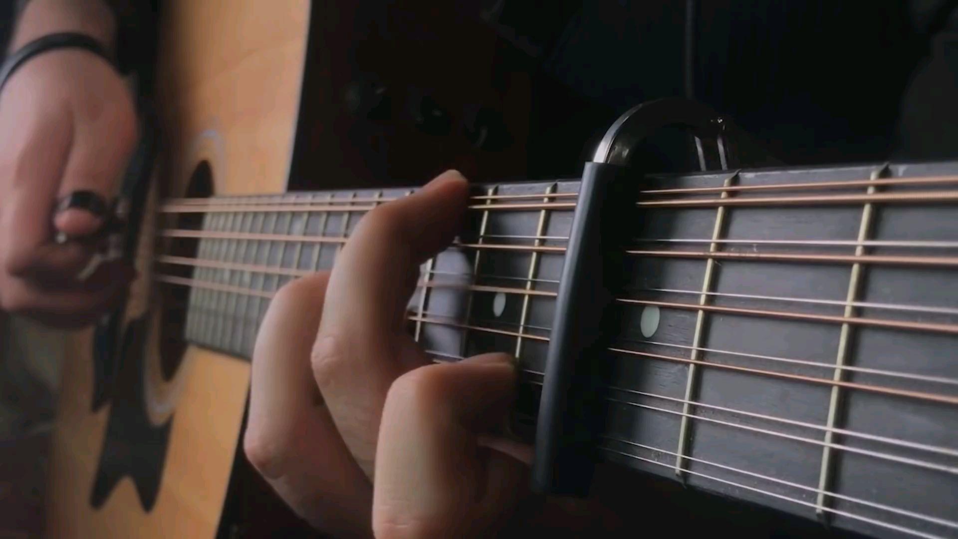 【12弦吉他】权利的游戏主题曲吉他翻弹