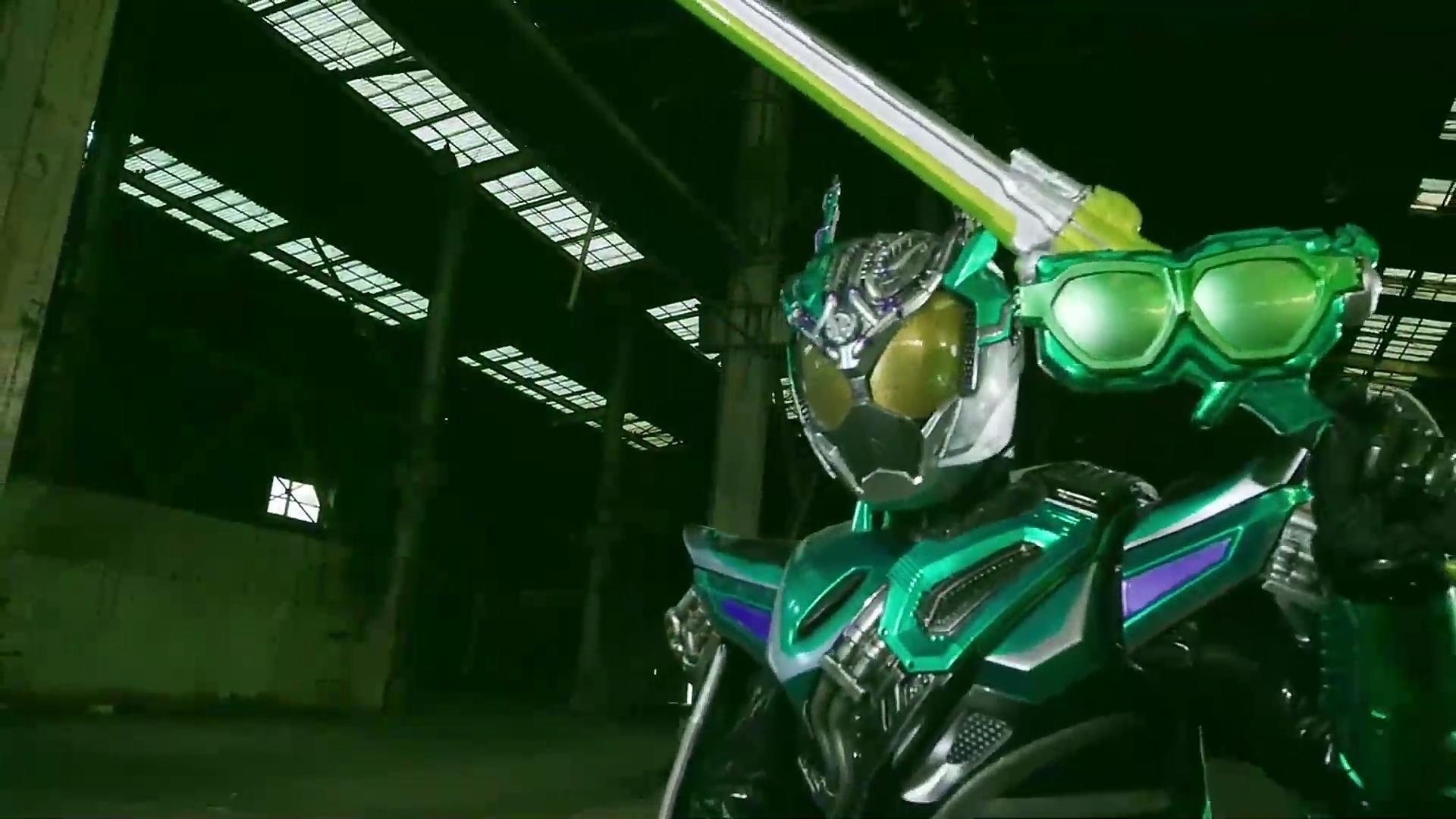 【软饭王特制】Drive外传 假面骑士Brain 01-02全集-1080P