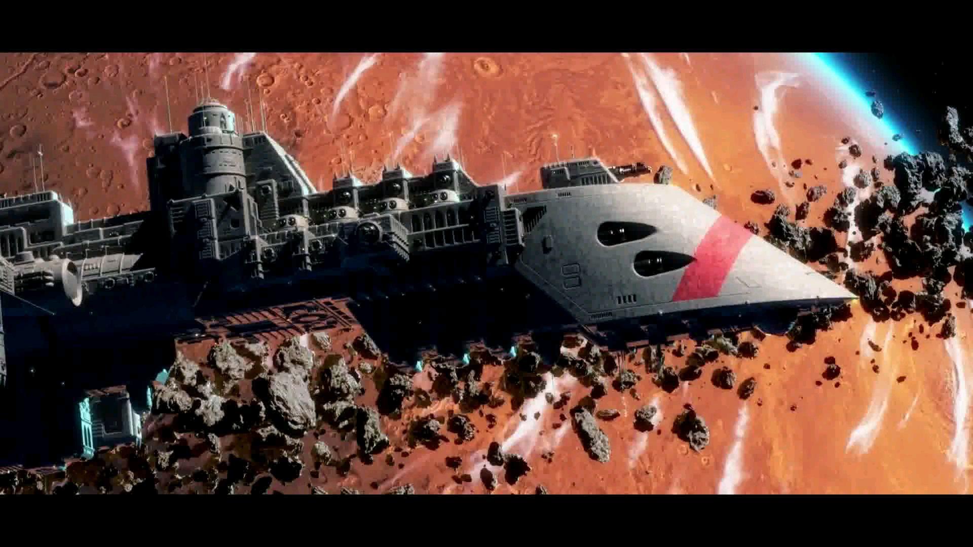 【战锤40K】同人动画 Astartes1-4集连续版合集(无分 P)阿斯塔特1080P
