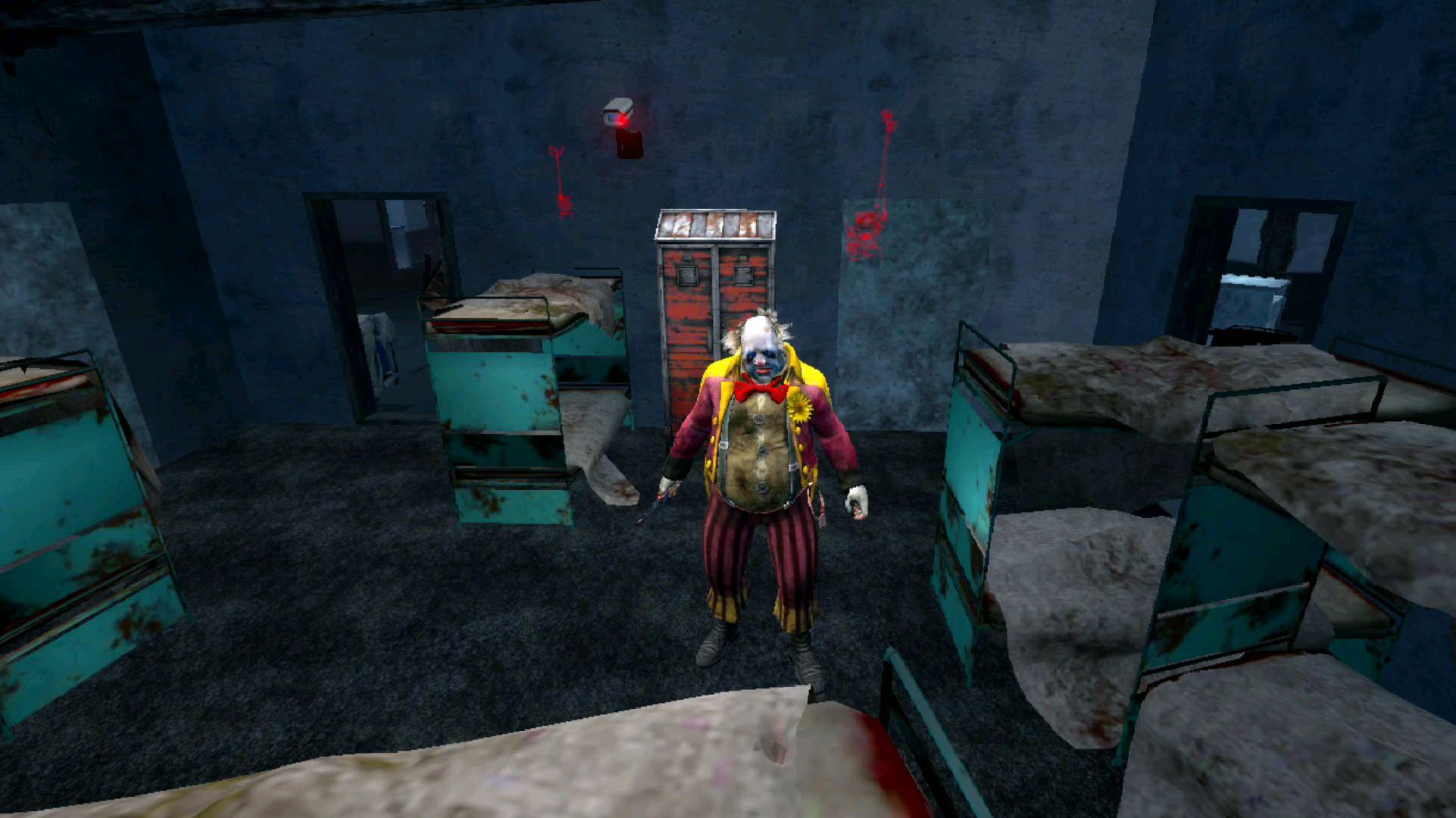 【黎明杀机手游】小丑的大杀四方