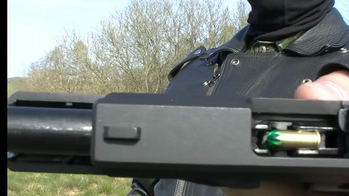 M906空包弹枪5.6小口径空包弹