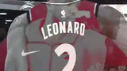 NBA2K19猛龙夺冠宣传片