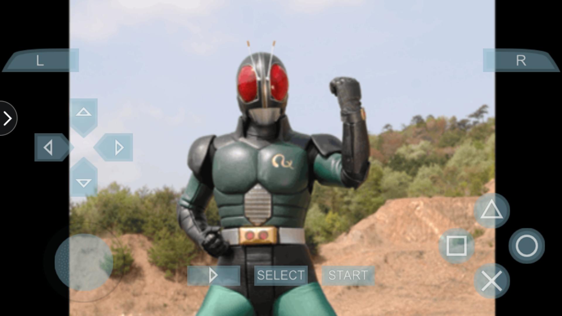 假面骑士超巅峰英雄:BLACK RX篇