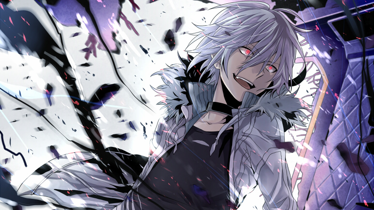 『一方通行』以我黑翼天使对抗这世上的笑面恶魔!