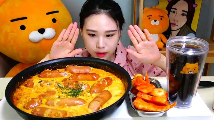 【FRAN】鲜奶油芝士香肠泡菜
