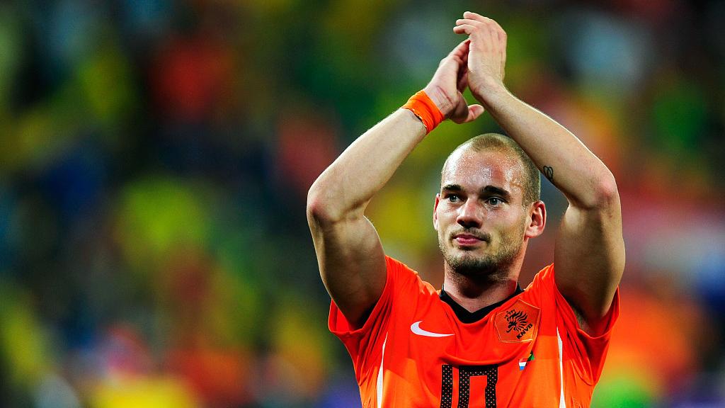官方:斯内德宣布结束职业生涯 荷兰黄金一代正式谢幕
