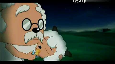 星光下的梦想  喜羊羊与灰太狼兔年顶呱呱