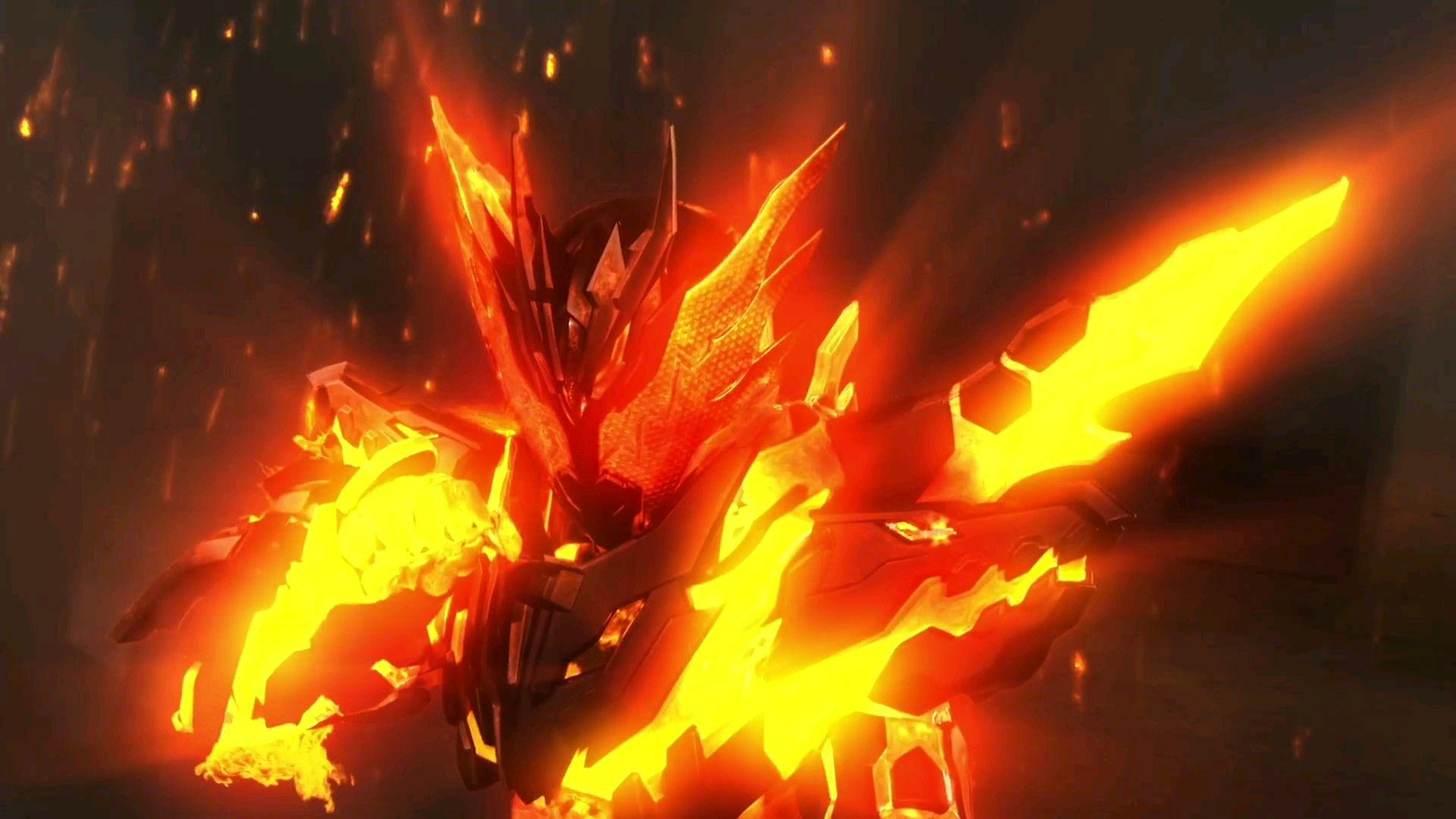 【假面骑士/Cross-Z篇】喷出的岩浆