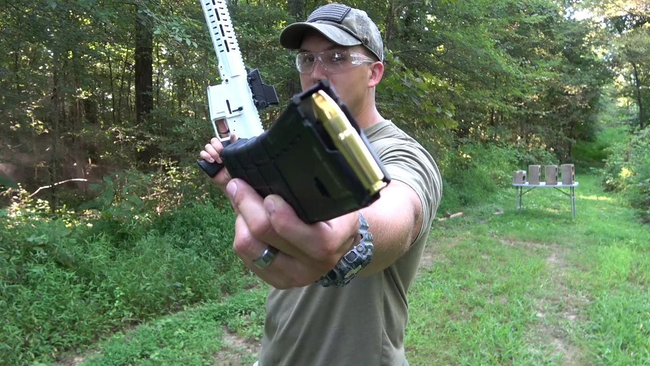 最强系列Ar15配螺丝刀弹头xtreme penetrator
