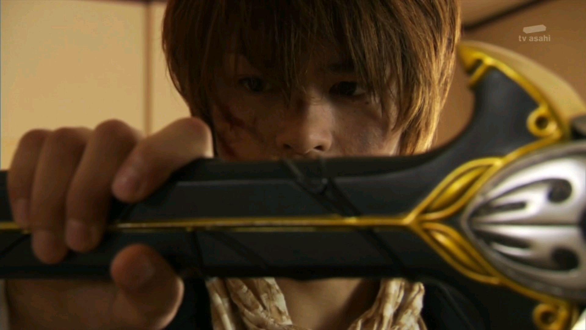 【假面骑士/Kiva篇】Zanvat Sword初战