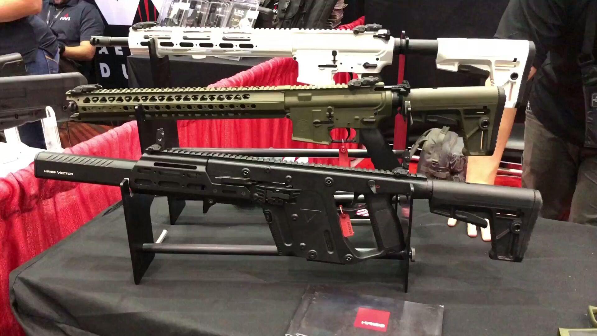 TriggrCon2019美国轻武器配件展会